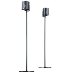 Стойки под акустику Canton LS 90.2 (высота 88 см) black