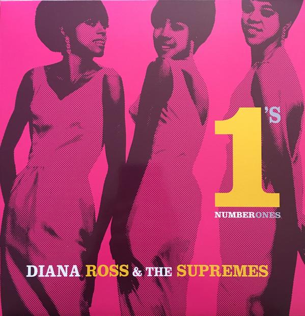 Виниловые пластинки Diana Ross & The Supremes