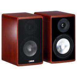 Полочная акустика Canton Ergo 620 wenge  (пара) напольная акустическая система canton ergo 670 wenge