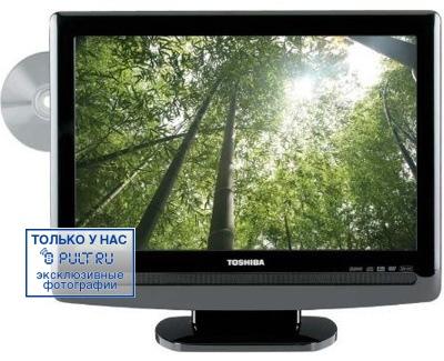 ЖК телевизор Toshiba 22SLDT2.