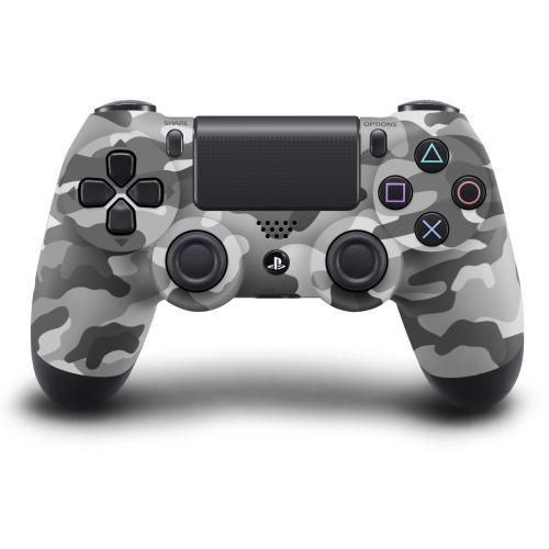 Аксессуары для игровых приставок Sony Беспроводной контроллер Sony Dualshock 4 camouflage аксессуары для игровых приставок sony dualshock 4 black