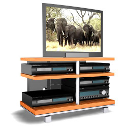 Подставки под телевизоры и Hi-Fi Soundations La Casa 1 cherry