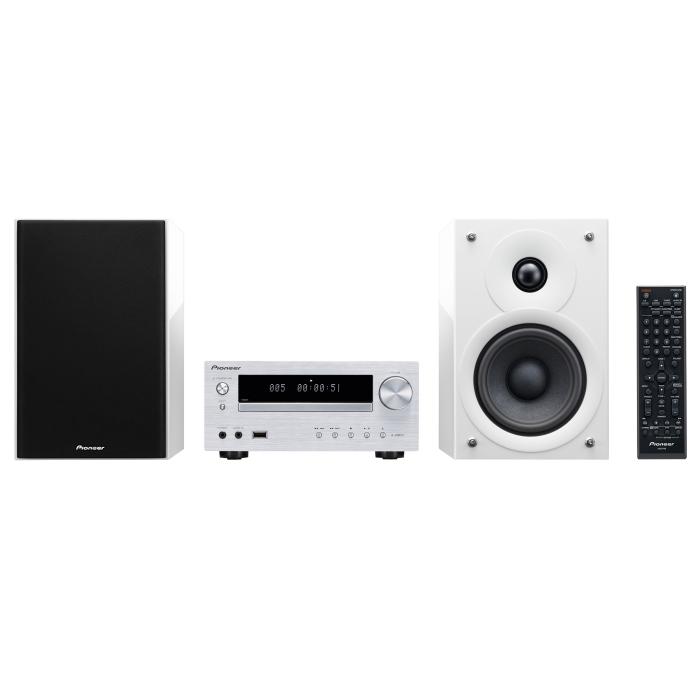 Музыкальные центры Pioneer X-HM51-W