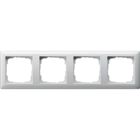 Прочие устройства Gira Рамка четырехкратная арт.(021403)
