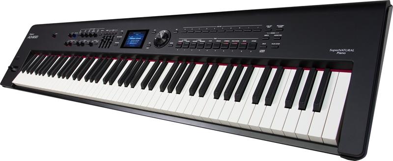 Синтезаторы и Пианино Roland RD-800  roland fr 1x rd