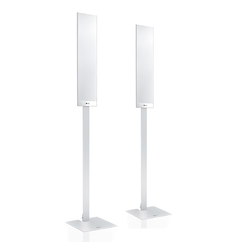Стойки под акустику KEF T Series Floor Stand silver (SP3748AA)