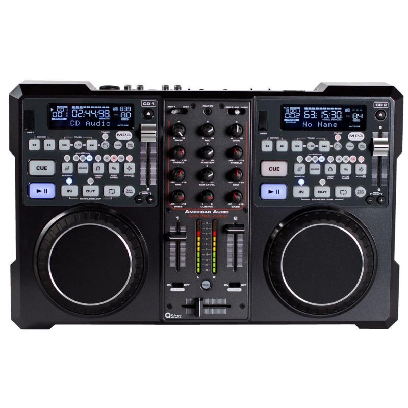 DJ-проигрыватели American Dj, арт: 163449 - DJ-проигрыватели