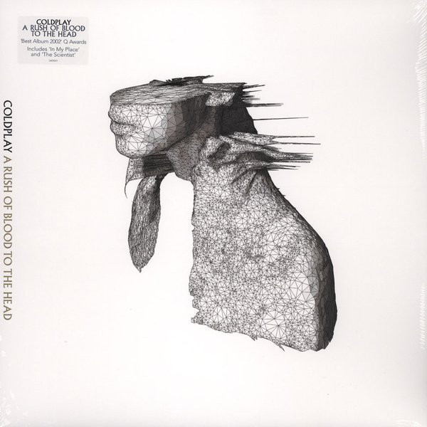 Виниловые пластинки Coldplay A RUSH OF BLOOD TO THE HEAD (180 Gram) coldplay a head full of dreams cd