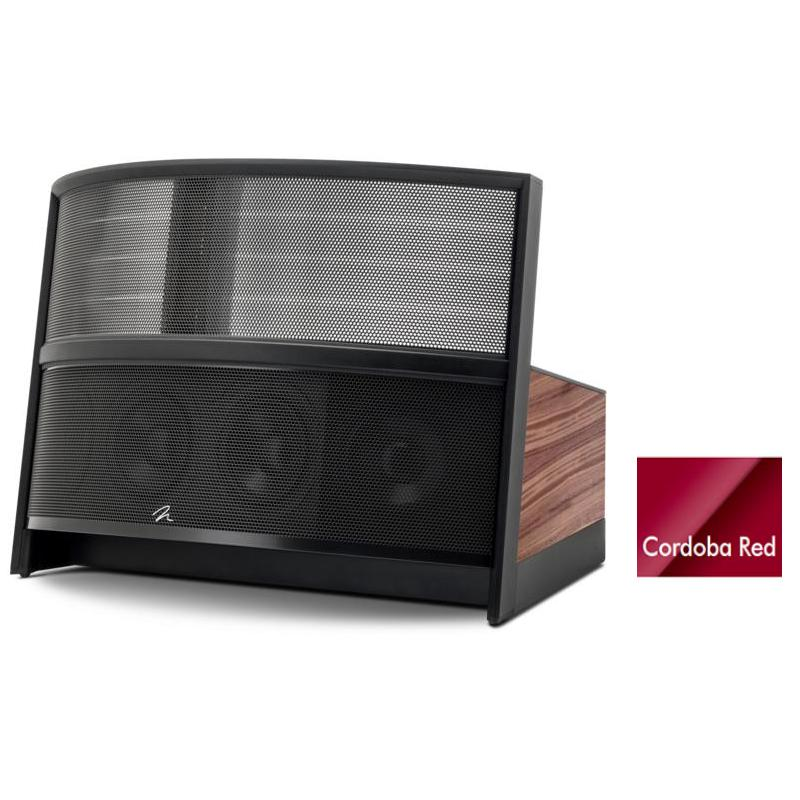 Акустика центрального канала Martin Logan Illusion ESL C34A Cordoba Red акустика центрального канала vandersteen vcc 2 cherry