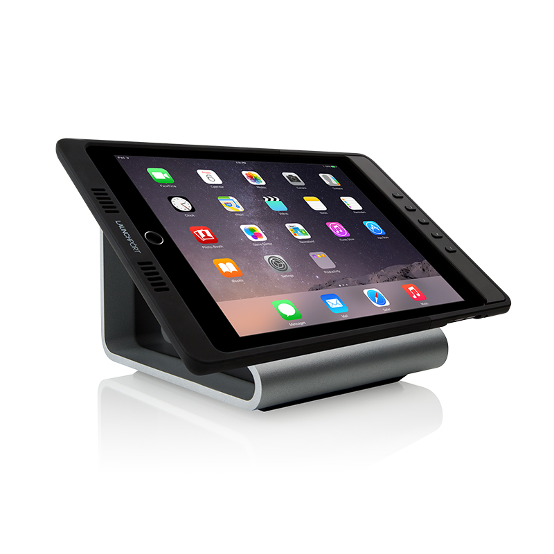 Аксессуары iPort LAUNCHPORT AM.2 SLEEVE BUTTONS BLACK 434 Mhz Для iPad Mini 4