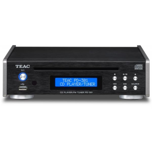 CD проигрыватели Teac PD-301 black teac pd 501hr black