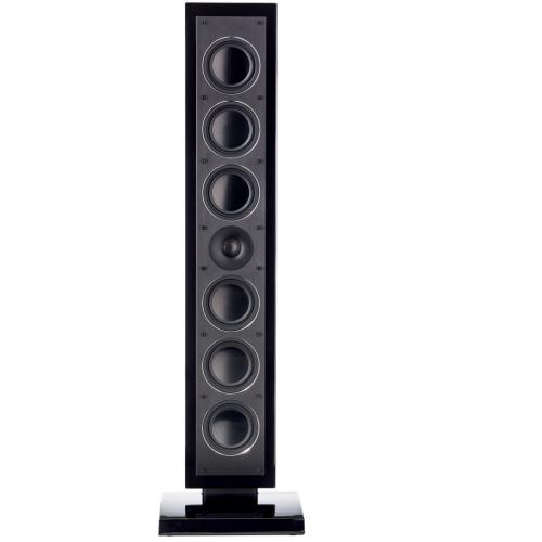 Paradigm Millenia LP XL black gloss paradigm millenia 10 hybrid black