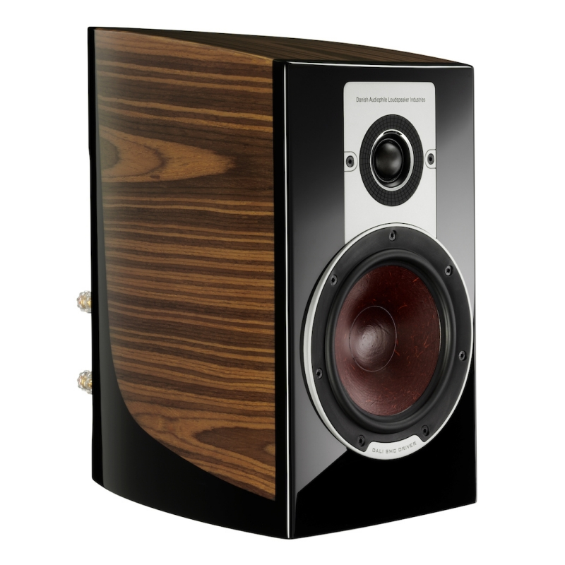 Полочная акустика Dali EPICON 2 walnut high gloss dali epicon 2 walnut high gloss