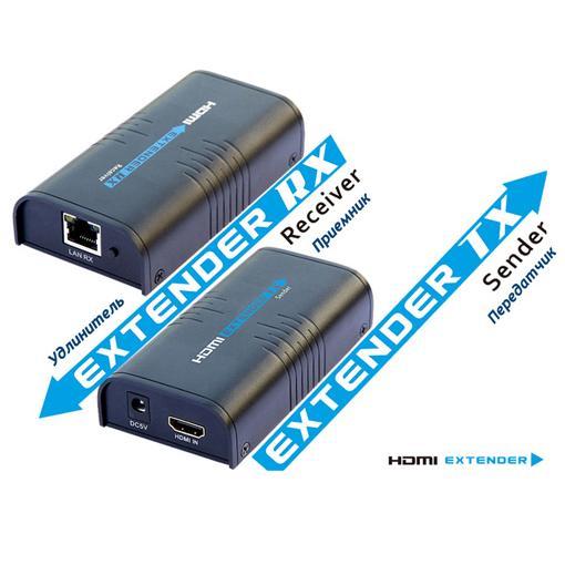 Беспроводные передатчики по витой паре и HDMI Mobidick