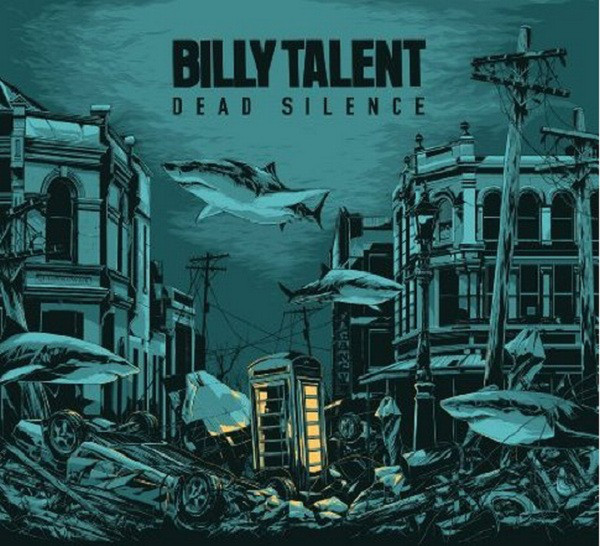 Виниловые пластинки Billy Talent DEAD SILENCE (2LP+CD/Gatefold) the road to escondido cd