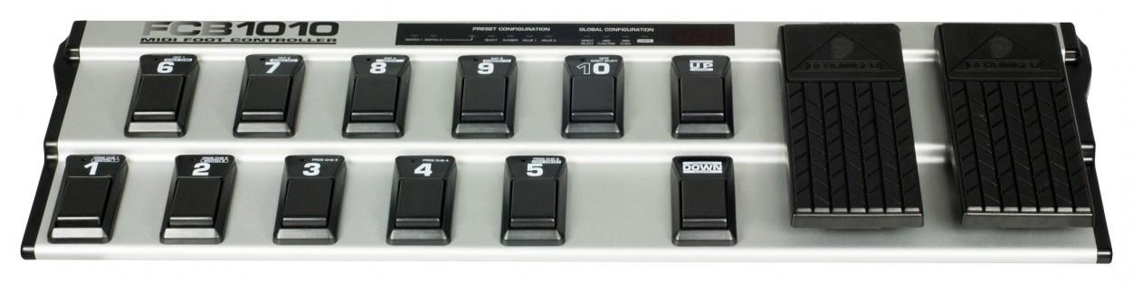 MIDI интерфейсы и панели управления Behringer