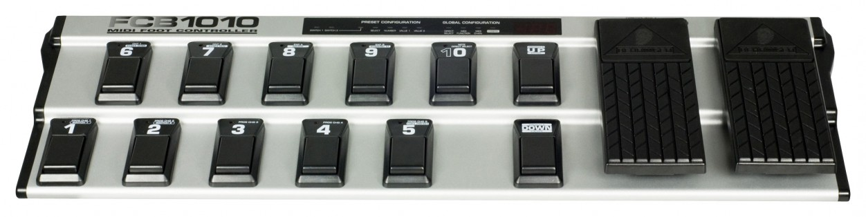 MIDI интерфейсы и панели управления Behringer от Pult.RU