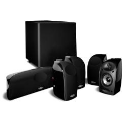 Комплекты акустики Polk Audio TL1600 black комплект акустики 5 0 polk audio tl250 black