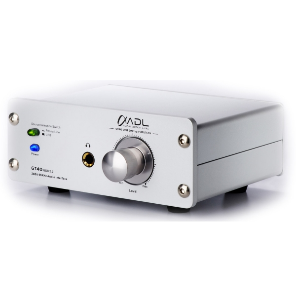 ЦАП (audio dac) ADL GT40 & USB DAC with phonostage