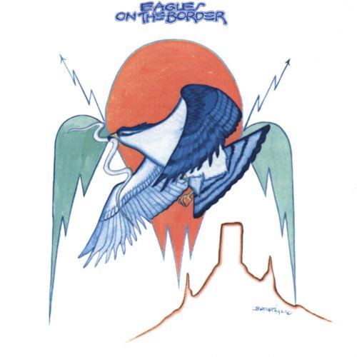 Виниловые пластинки Eagles ON THE BORDER (180 Gram)