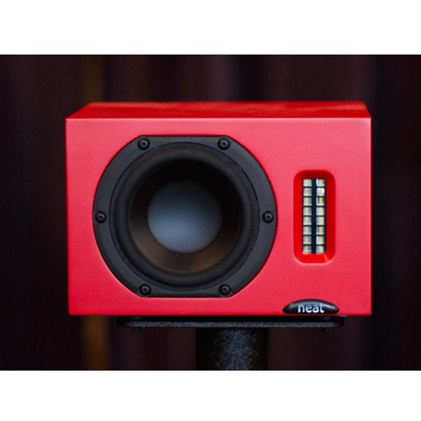 Полочная акустика NEAT acoustics IOTA red flame
