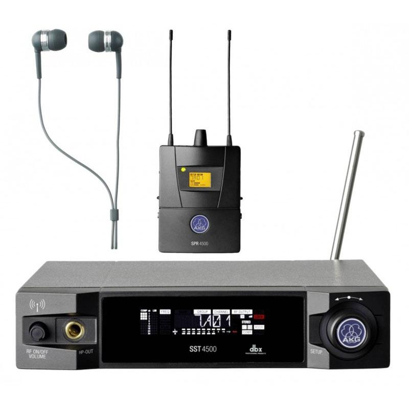 Радиосистемы AKG IVM4500 Set BD8 akg c391b