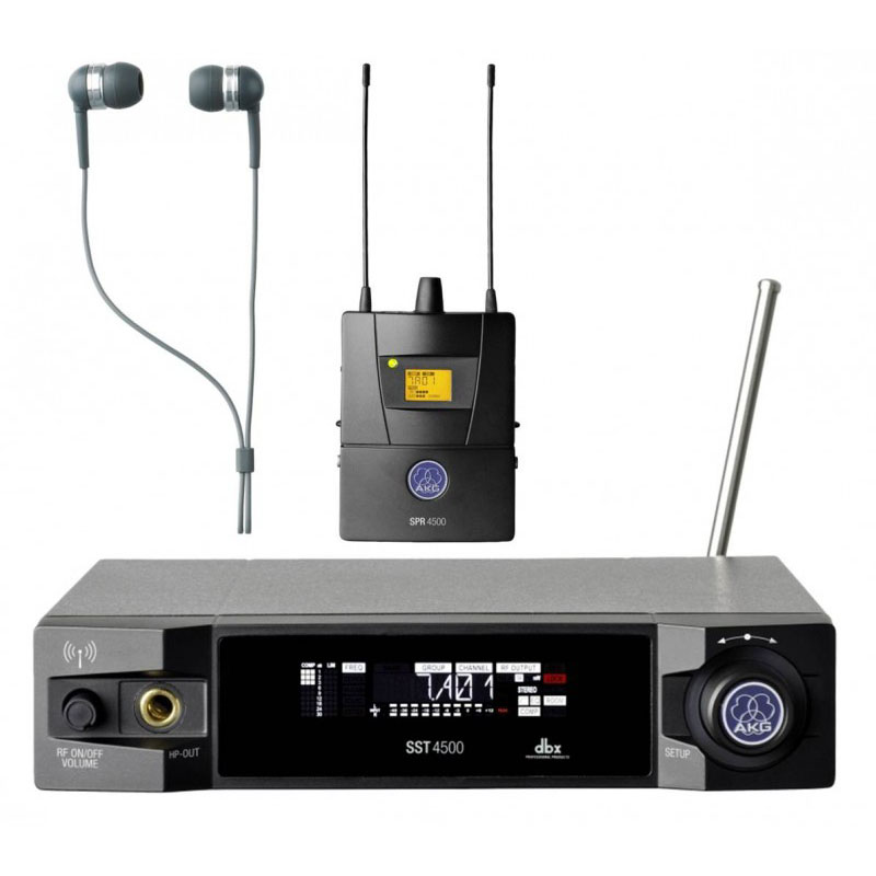 Радиосистемы AKG IVM4500 Set BD8 akg ck77wrl