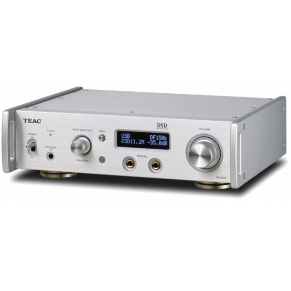 ЦАП (audio dac) Teac UD-503 silver внешний цап teac ud 501 black