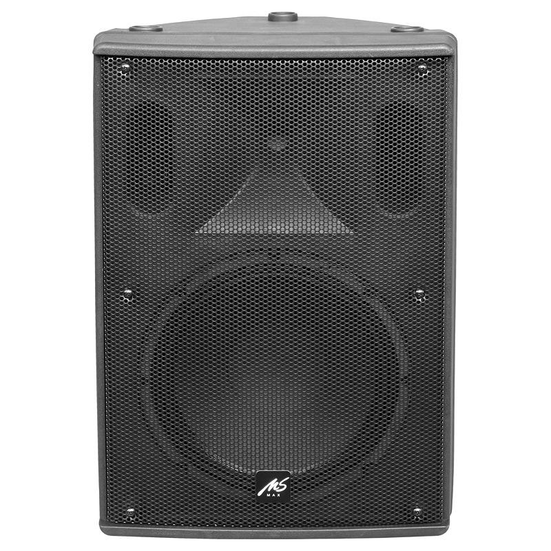 Концертные акустические системы MS-MAX N12a/mp3 цена 2016