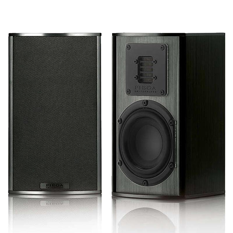 Полочная акустика Piega TMicro 40 AMT black aluminum
