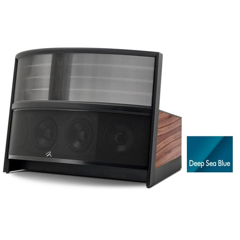 Акустика центрального канала Martin Logan Illusion ESL C34A Deep Sea Blue акустика центрального канала vandersteen vcc 2 cherry