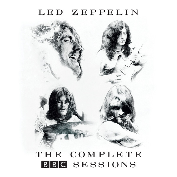 Виниловые пластинки Led Zeppelin THE COMPLETE BBC SESSIONS (Box set/180 Gram/Remastered) led zeppelin the complete story whole lotta love special collectors edition