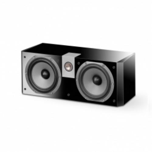 Акустика центрального канала Focal Chorus CC 700 black акустика центрального канала paradigm studio cc 490 v 5 piano black