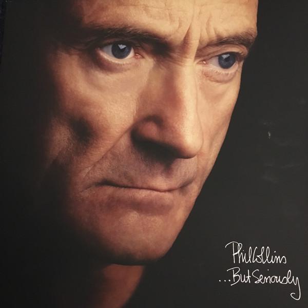 Виниловые пластинки Phil Collins BUT SERIOUSLY (180 Gram/Gatefold) краски herlitz краски акварельные 6 цветов
