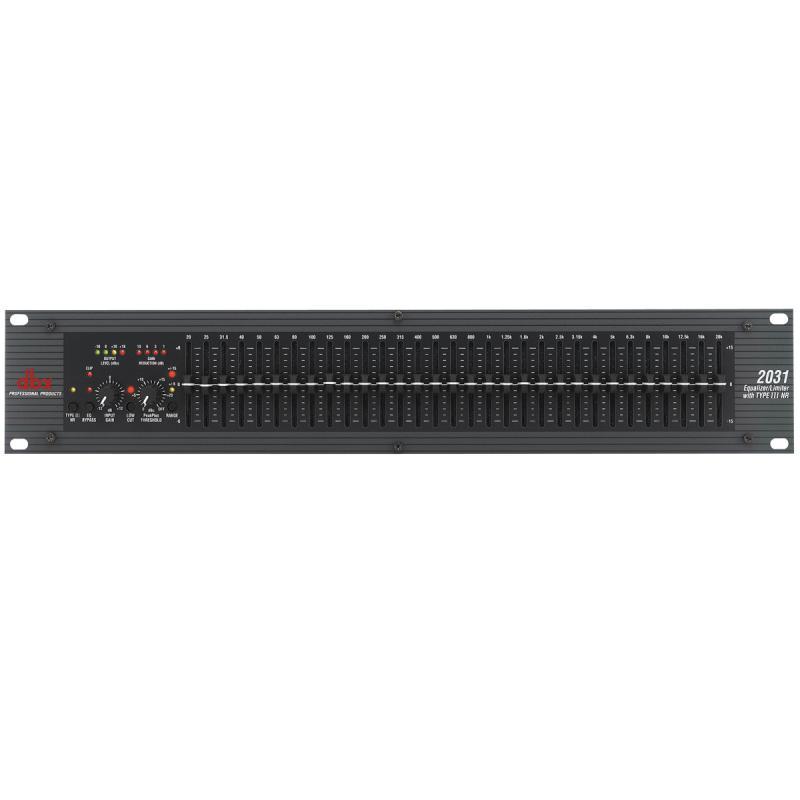 Приборы обработки звука DBX, арт: 158741 - Приборы обработки звука