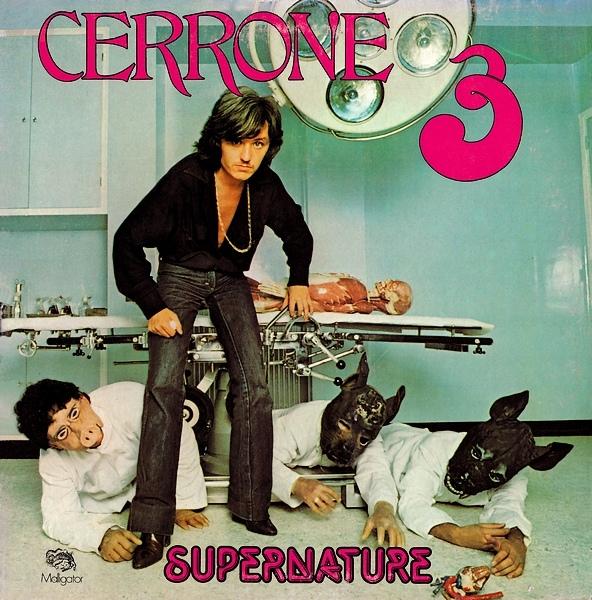 Виниловые пластинки Cerrone Supernature