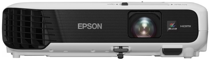 Проекторы Epson EB-X04 объективы для проектора epson среднефокусный объектив для серии eb z8000 v12h00