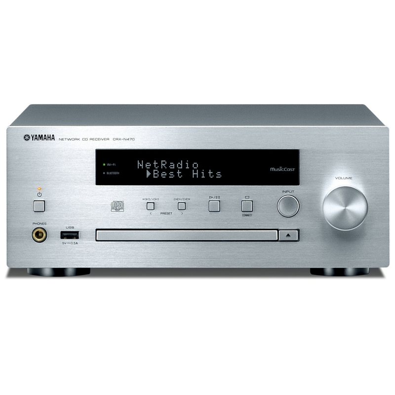 CD ресиверы Yamaha