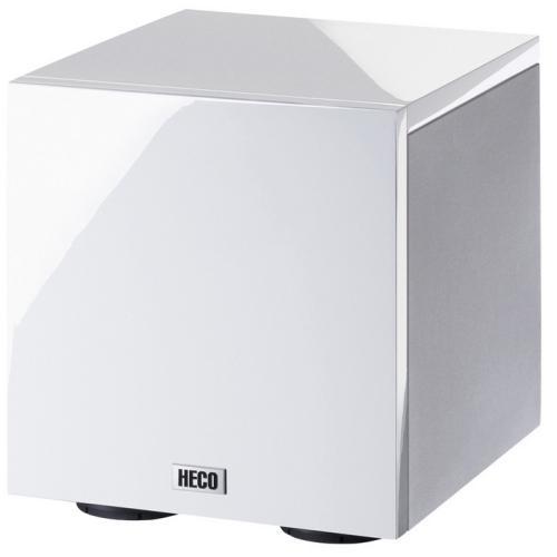 Сабвуферы Heco Phalanx Micro 202A piano white