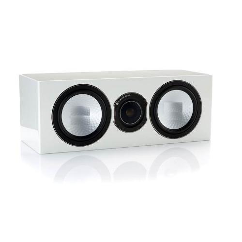 Акустика центрального канала Monitor Audio Silver Centre white gloss акустика центрального канала piega classic center large macassar high gloss