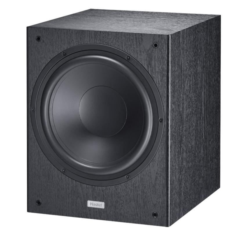 Сабвуферы Magnat Tempus SW 300 A black комплекты акустики magnat tempus 55 33 center 22 black