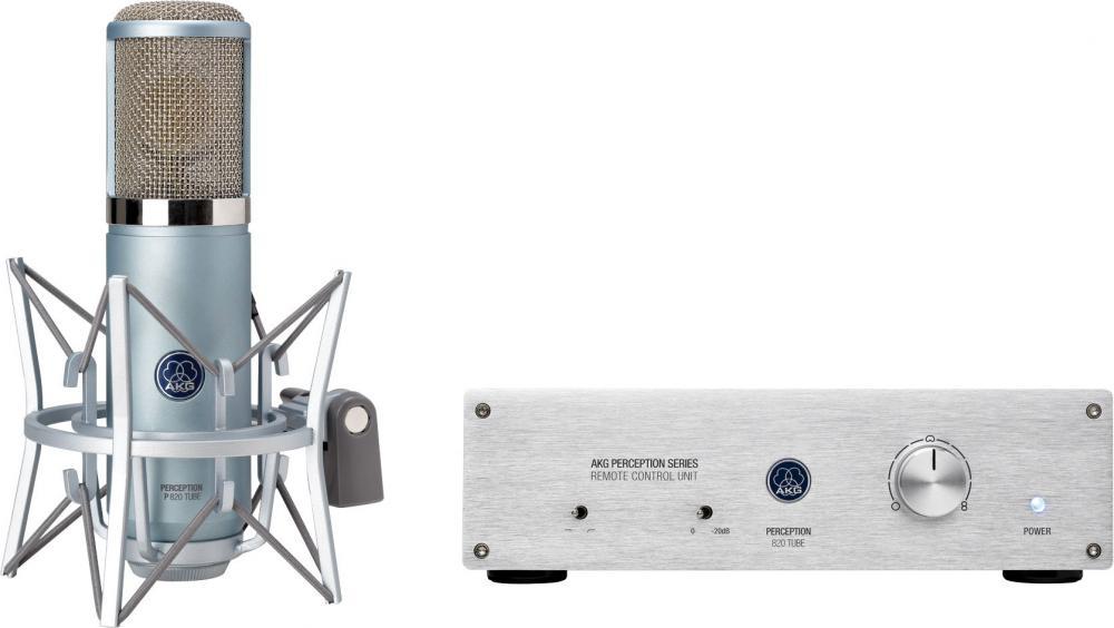 Микрофоны AKG P820 Tube