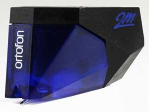 Головки звукоснимателя Ortofon 2M Blue (головка звукоснимателя ММ типа)
