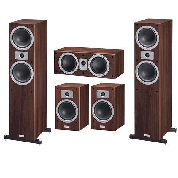 Комплекты акустики Magnat Tempus 55 + 33 + Center 22 mocca акустика центрального канала heco elementa center 30 white satin