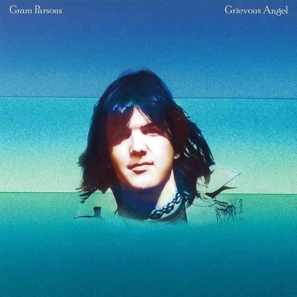 Виниловые пластинки Gram Parsons GRIEVOUS ANGEL (180 Gram)