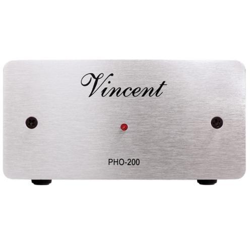 Фонокорректоры Vincent PHO-200 silver vincent pho 700 black