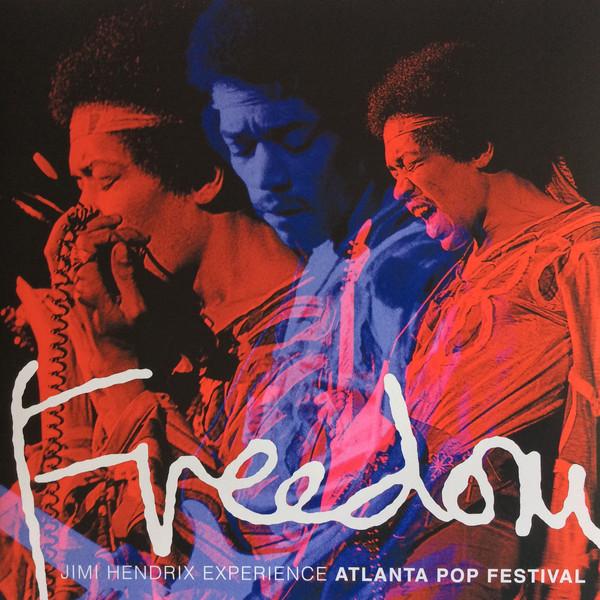 The Jimi Hendrix Experience ATLANTA POP FESTIVAL (180 Gram/Gatefold) jimi hendrix jimi hendrix purple haze foxey lady 7