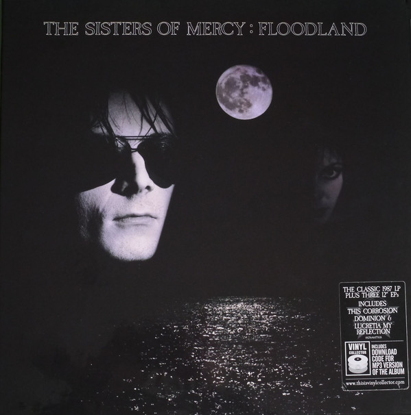 Виниловые пластинки The Sisters of Mercy FLOODLAND (Box set/180 Gram)