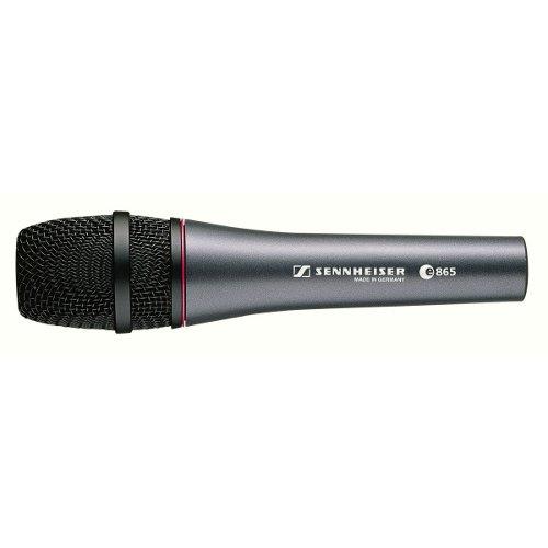 Микрофоны Sennheiser E 865 вокальный микрофон sennheiser e 865 s