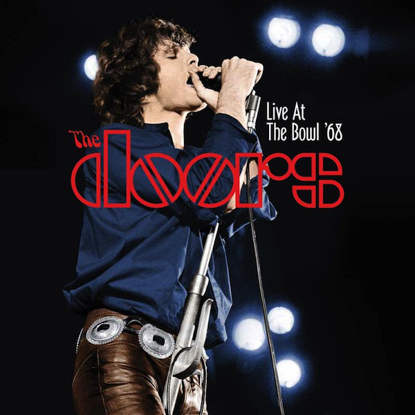 Виниловые пластинки The Doors LIVE AT THE BOWL '68 (180 Gram/Mastered by Bruce B